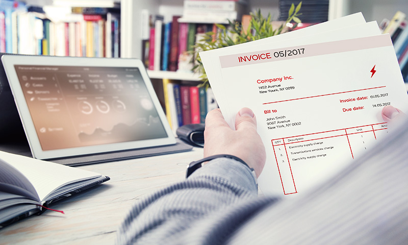 Accounts Payable Automation invoices